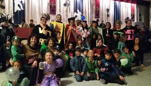 El carnestoltes de Sant Ramon tanca el cicle de carnavals a la Segarra