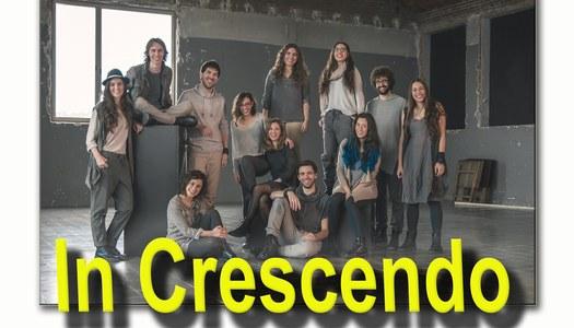 """El grup vocal In Crescendo, guanyador del concurs """"Oh Happy Day"""" de TV3 actuarà el 27 d'abril a Sant Ramon."""