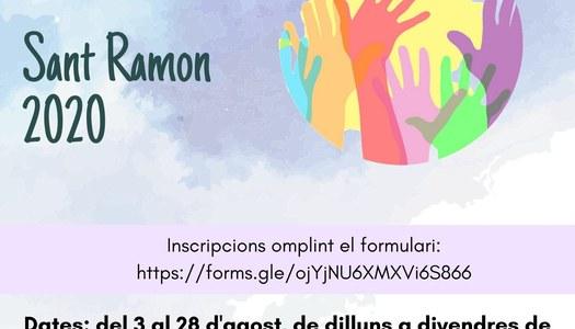 El Taller de Creativitat d'enguany es realitzarà entre el 3 i el 28 d'agost