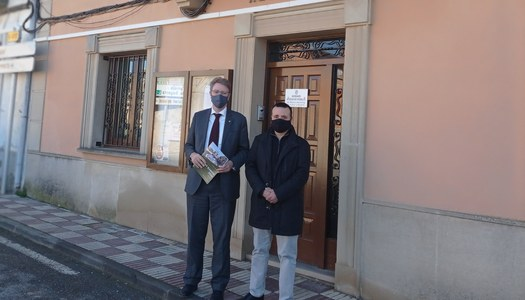 L'Alcalde de Sant Ramon treballa amb el Ministeri per poder rebre més finançament per al Santuari.