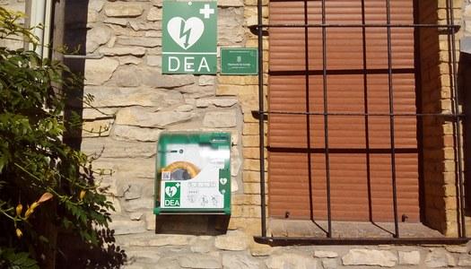 La Diputació instal·la un DEA a Portell