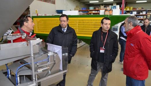 La II Jornada Tècnica d'Equips per Fruits Secs de Sant Ramon congrega una vuitantena de persones del sector primari
