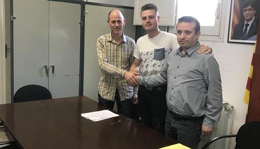 L'Ajuntament de Sant Ramon renova els convenis amb les entitats de Portell