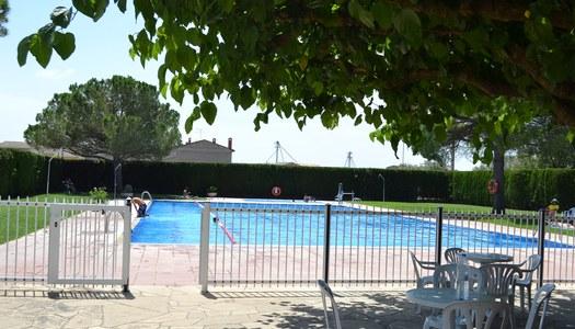Les piscines de Sant Ramon obertes fins al 31 d'agost.