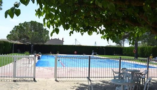 Queden obertes les piscines municipals de Sant Ramon