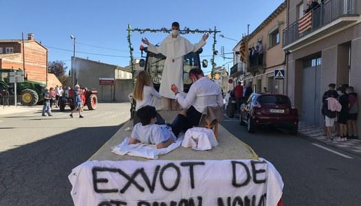 Sant Ramon celebra cinc dies de festa major tot i la Covid-19