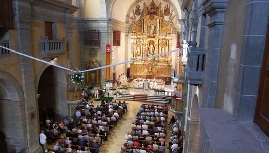 Sant Ramon celebra la seva Festa Major amb els tradicionals Tres Tombs