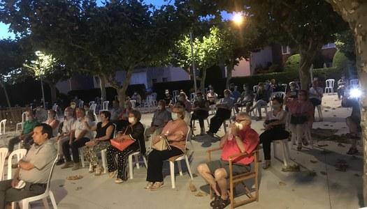 Sant Ramon celebra un Sant Jaume marcat per les mesures de seguretat
